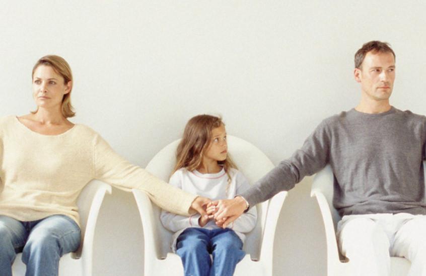 Como afecta el divorcio en los hijos