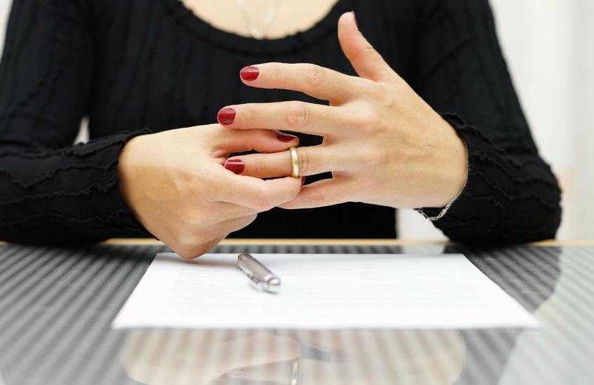 Medidas provisionales en un divorcio